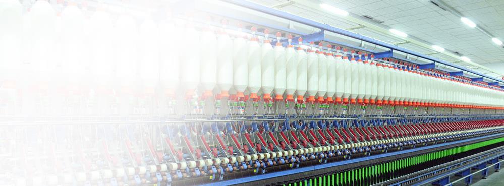 Cotton & Manmade Yarns